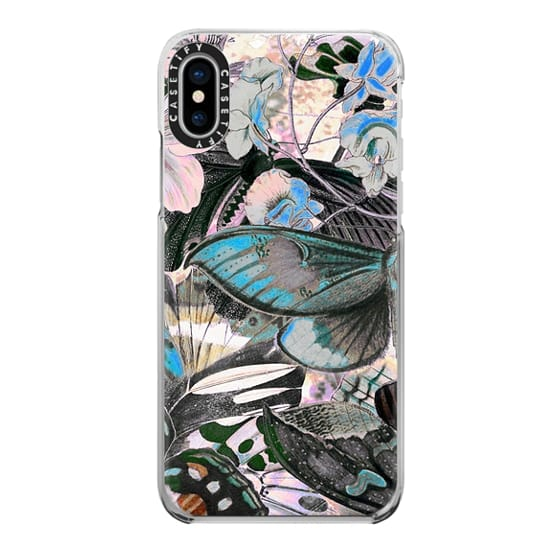 iPhone 6s Cases - Butterfly wings illustration