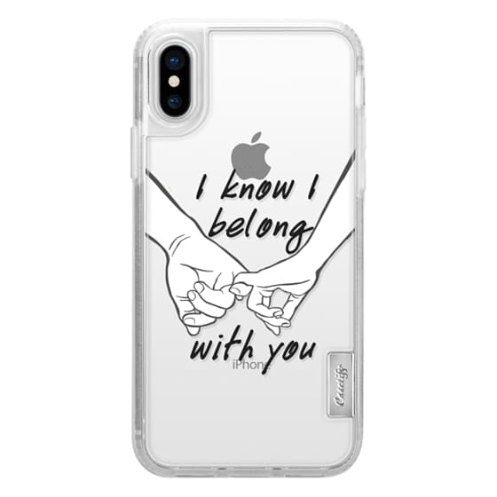 iPhone 6s Cases - I belong with you - Love Valentine's day I