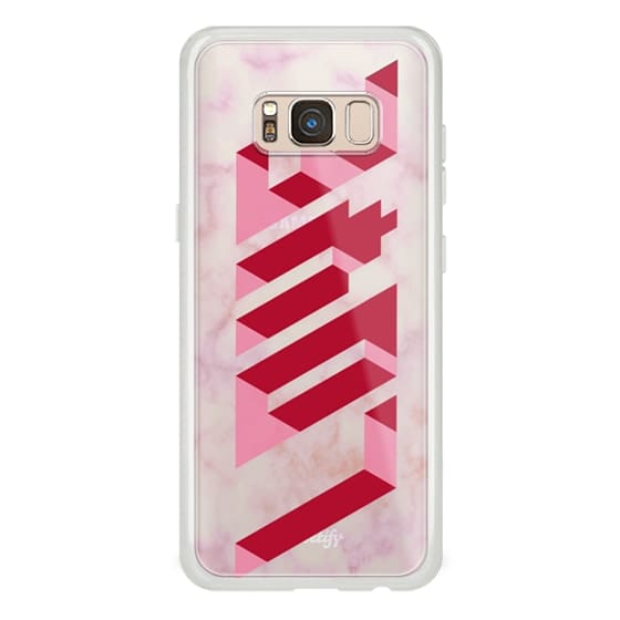 iPhone 6s Cases - Love 3d Pink marble - Valentine's