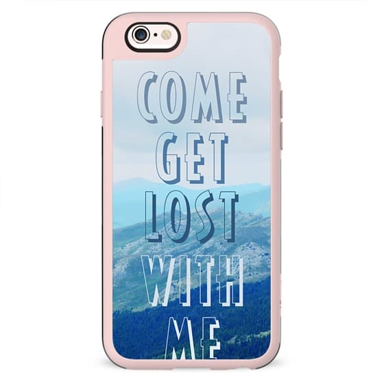 Come get lost with me - travelling goals