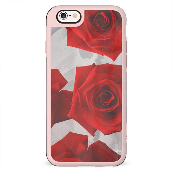 Red romantic roses - Valentine's