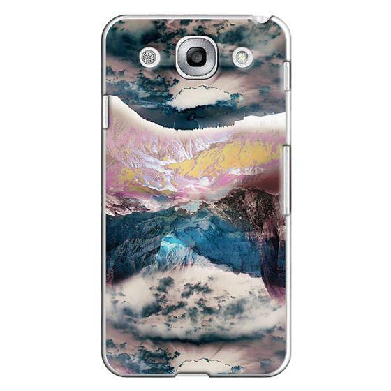 Optimus G Pro Cases - Cloudy mountain landscape