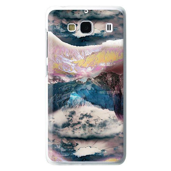 Redmi 2 Cases - Cloudy mountain landscape