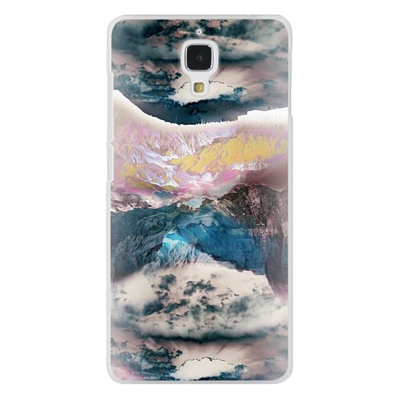 Xiaomi 4 Cases - Cloudy mountain landscape