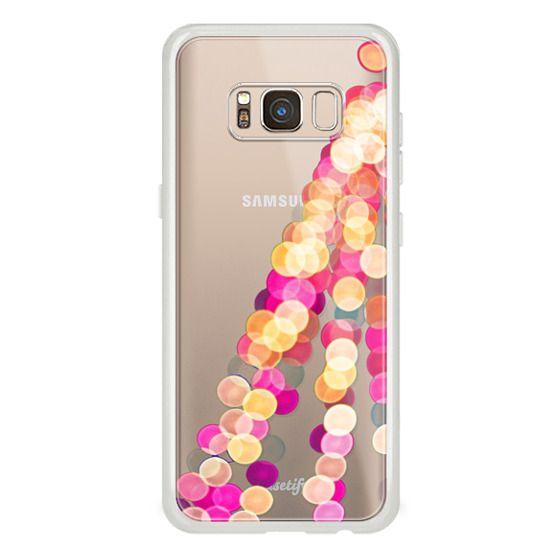 iPhone 6s Cases - Bokeh night lights Christmas tree