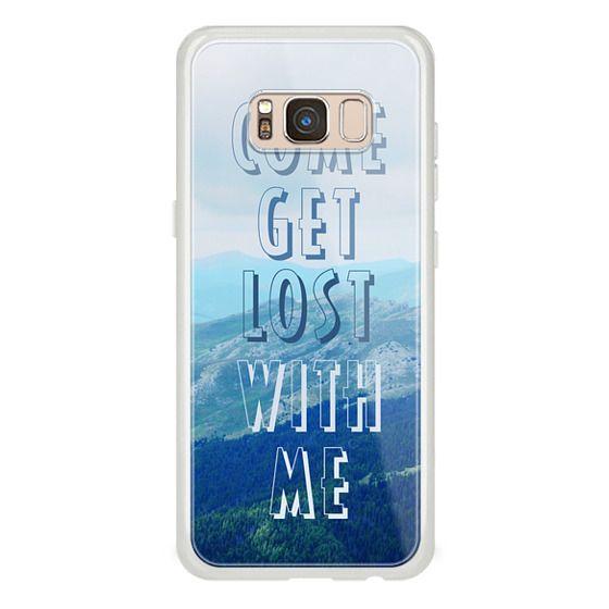 iPhone 7 Plus Cases - Travelling couple goals - mountain landscape