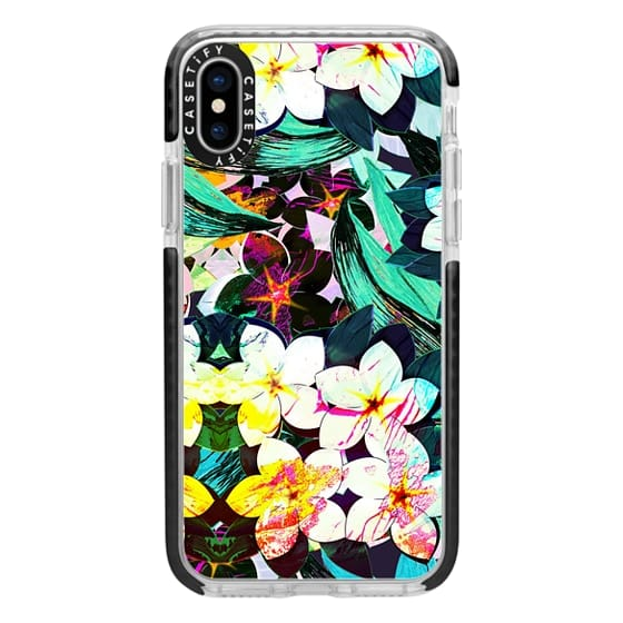 iPhone 6s Cases - Colorful hibiscus tropical flowers