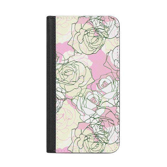 iPhone 7 Plus Cases - rose petals
