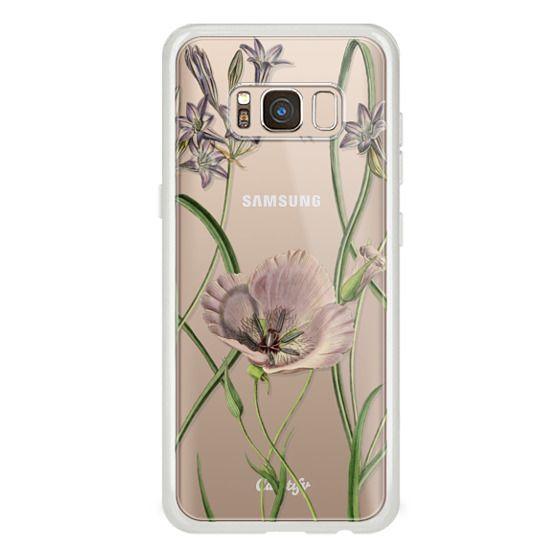 iPhone 7 Plus Cases - Elegant minimal botanical flower illustration