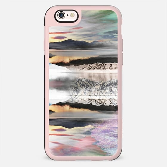 Colorful sunset painting landscape - New Standard Case