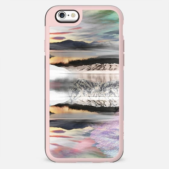 Psychedelic landscape painting - New Standard Case