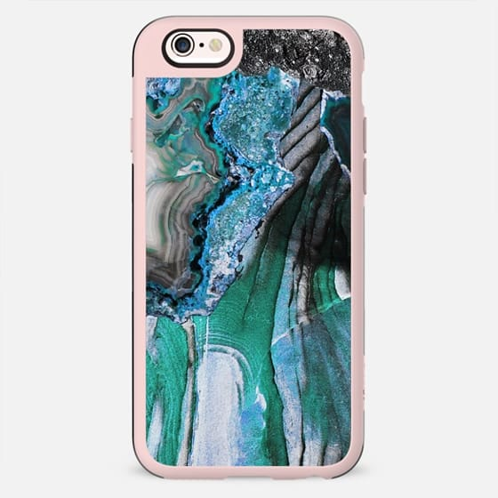 Turquoise stone art - New Standard Case