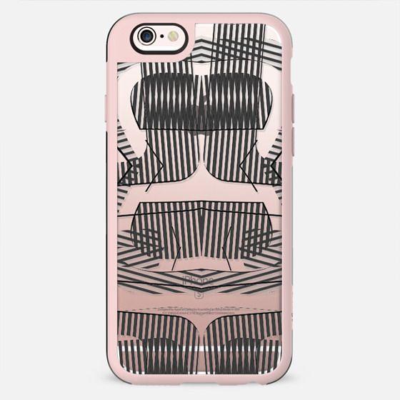 Tribal plaid stripes - New Standard Case