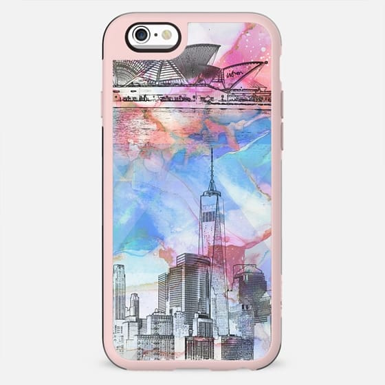 Travel lovers - Sydney and New York - New Standard Case