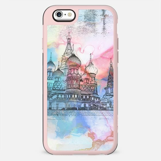 Travel lovers - Russia the Kremlin Palace - New Standard Case
