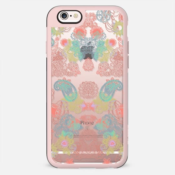 Colorful summer festival paisley - New Standard Case