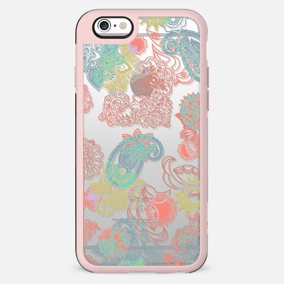 Colorful summer festival paisley 3 - New Standard Case