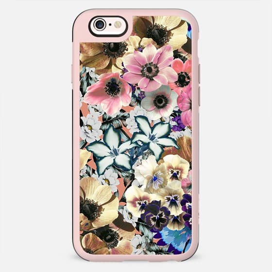 Multicolor petals - New Standard Case