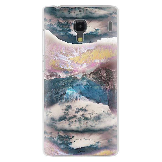 Redmi 1s Cases - Cloudy mountain landscape