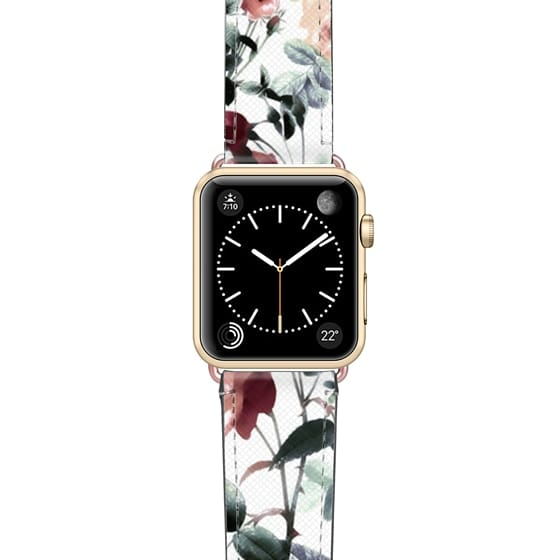 Apple Watch 38mm Bands - Romantic pastel roses