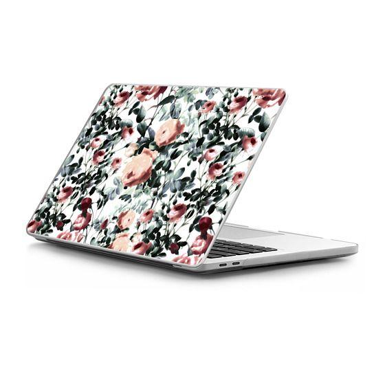 MacBook Pro Touchbar 13 Sleeves - Pastel rose garden