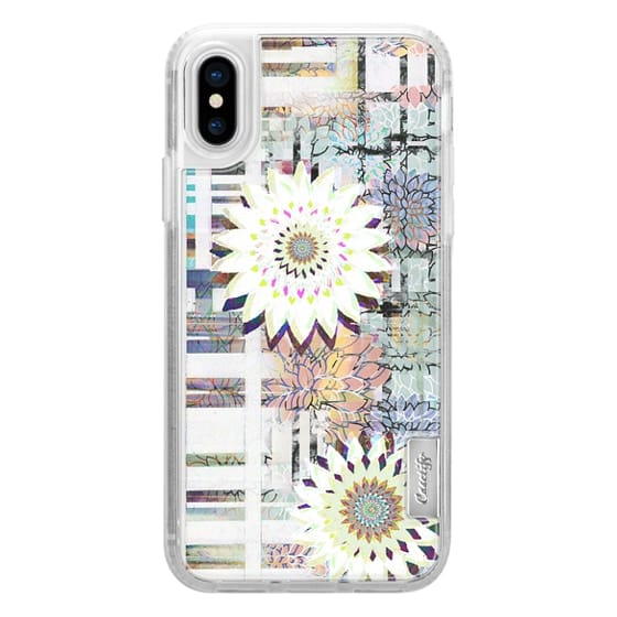 iPhone 6s Cases - delicate pastel flowers and brushed tartan 2