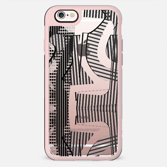 Stripes composition monochrome - New Standard Case