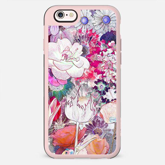 Pastel Flower garden - New Standard Case