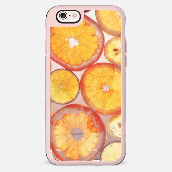 Fresh citrus orange