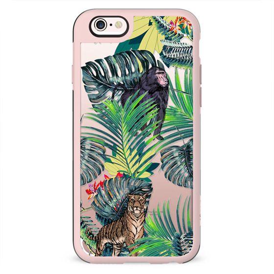 tiger into the jungle