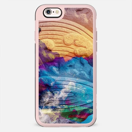 Abstract clouds collage - New Standard Case