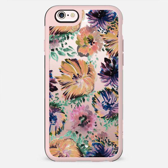 Painted Flowers Multicolour - New Standard Case