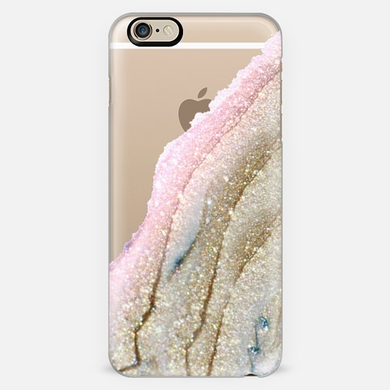 FLAWLESS PINK FAUX GOLD by Monika Strigel iPhone 6 -