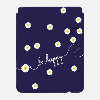 "iPad Pro 12.9"" Sleeve HAPPY DAISY iPad Cover by Monika Strigel"