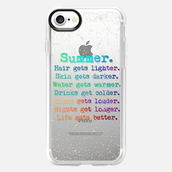 MY SUMMER by Monika Strigel - Wallet Case
