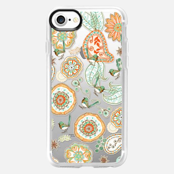 BRING ME BIRDS & FLOWERS 2 by Monika Strigel - Wallet Case