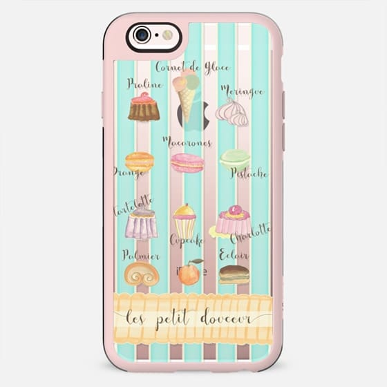 FRENCH PASTRIES by Monika Strigel - New Standard Case