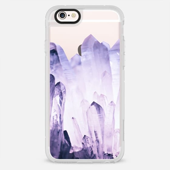 PURE CRYSTAL AMETHYST by Monika Strigel - New Standard Case
