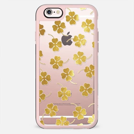 LUCKY CLOVER SONY by Monika Strigel - New Standard Case