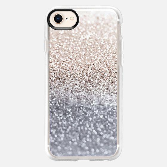 SILVER Galaxy S6 by Monika Strigel - Snap Case