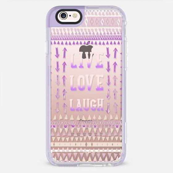 LIVE LOVE LAUGH by Monika Strigel