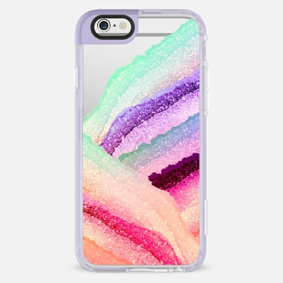 FLAWLESS WRAPS SUMMERTIME by Monika Strigel iPhone 6s - New Standard Pastel Case