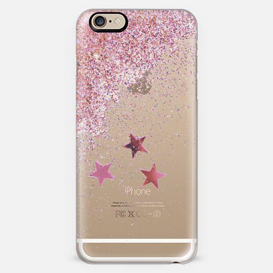 SHAKY STARS 1 PINK by Monika Strigel -