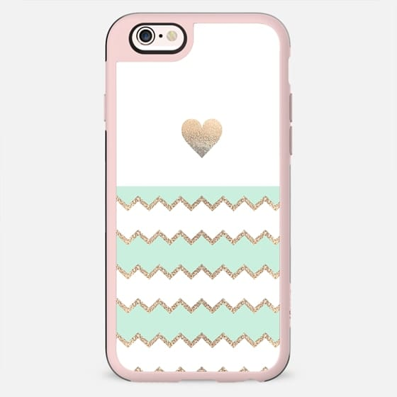 AVALON HEART SEAFOAM Galaxy S III by Monika Strigel - New Standard Case