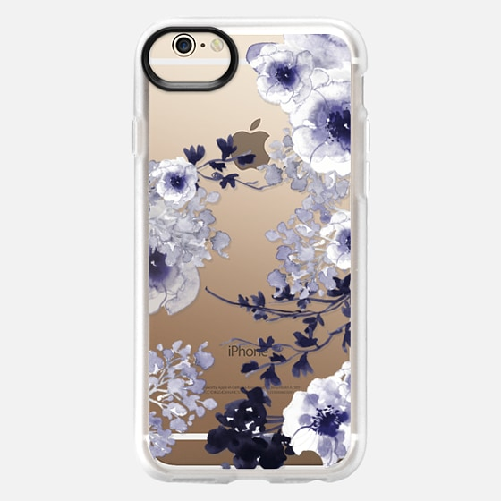 iPhone 6 Case - BLUE SPRING by Monika Strigel