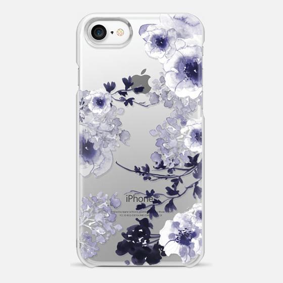 iPhone 7 Hülle - BLUE SPRING by Monika Strigel