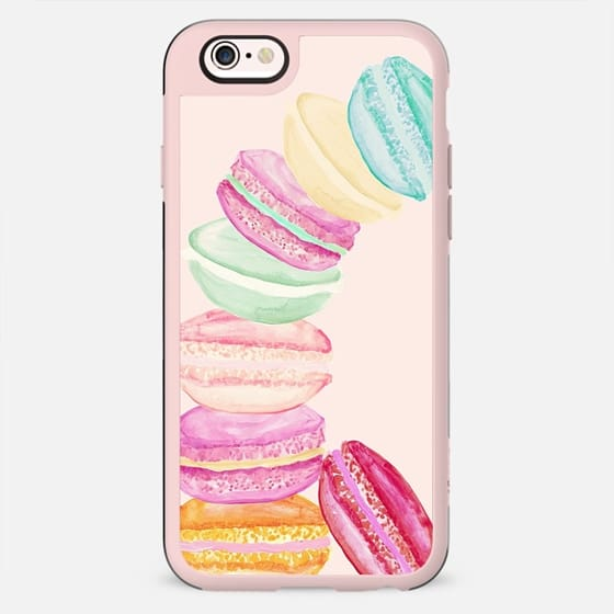 MACARONS PEACH by MONIKA STRIGEL - New Standard Case