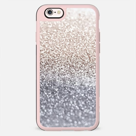 SILVER Galaxy S6 by Monika Strigel - New Standard Case