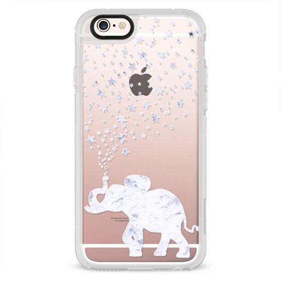 MARBLE ELEPHANT by Monika Strigel