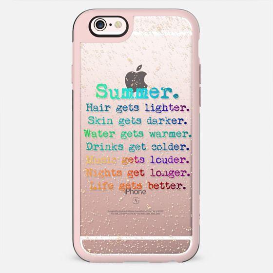 MY SUMMER by Monika Strigel - New Standard Case